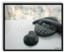 Photo of Speakerphone for Conversing with Multiple Persons