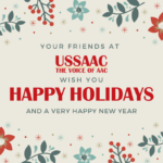 Happy holidays from USSAAC!